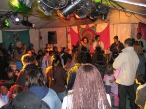 Javier dance tent 2