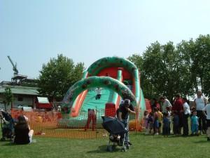 Slide inflatable 2
