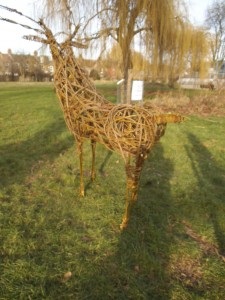 Reindeers in Chestnuts Park 040